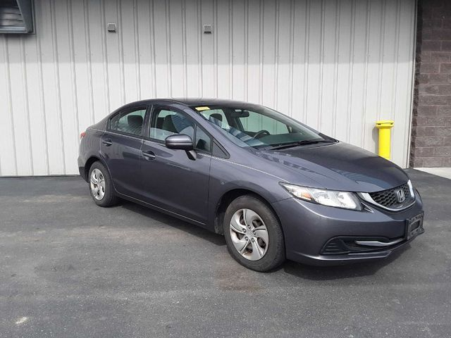 2014 Honda Civic LX in Harrisonburg, VA 22801