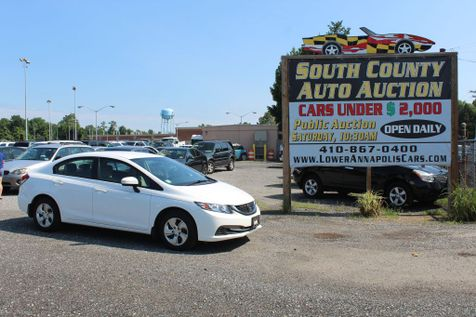 2014 Honda Civic LX in Harwood, MD