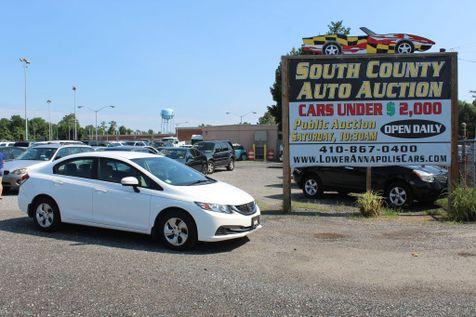 2014 Honda Civic LX in Harwood, MD