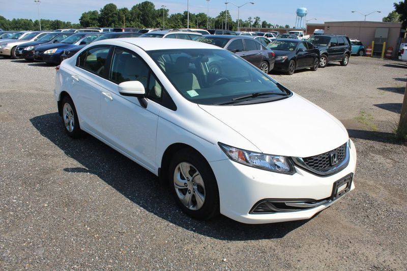 2014 Honda Civic LX  city MD  South County Public Auto Auction  in Harwood, MD