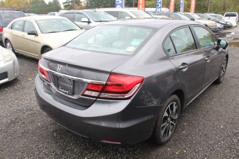 2014 Honda Civic EX  city MD  South County Public Auto Auction  in Harwood, MD