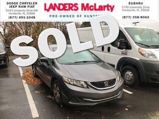 2014 Honda Civic LX | Huntsville, Alabama | Landers Mclarty DCJ & Subaru in  Alabama