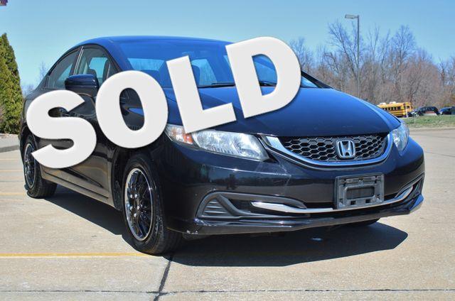 2014 Honda Civic LX in Jackson, MO 63755