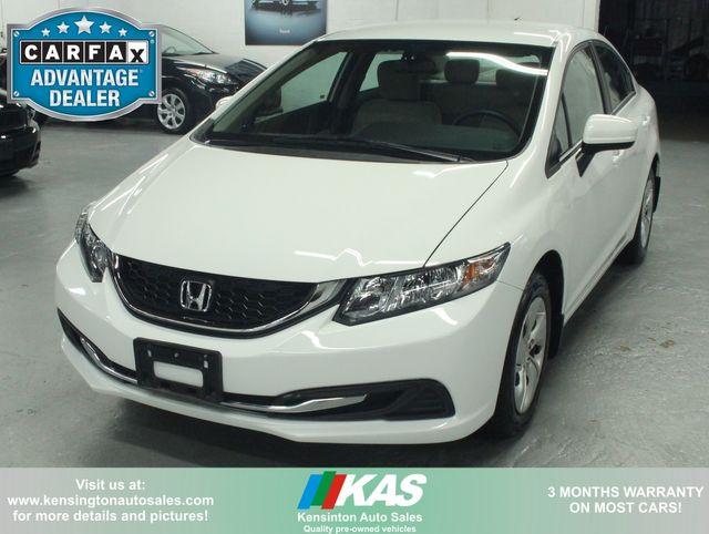 2014 Honda Civic LX Kensington, Maryland