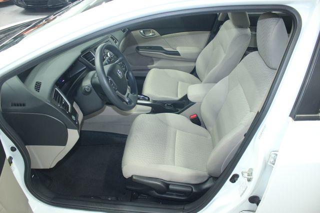 2014 Honda Civic LX Kensington, Maryland 17