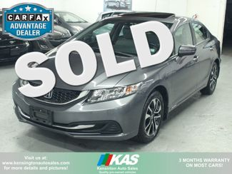 2014 Honda Civic EX Kensington, Maryland