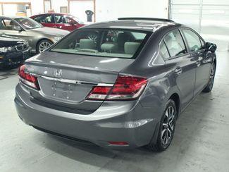 2014 Honda Civic EX Kensington, Maryland 4