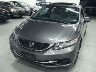 2014 Honda Civic EX Kensington, Maryland 8