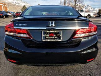 2014 Honda Civic LX LINDON, UT 7