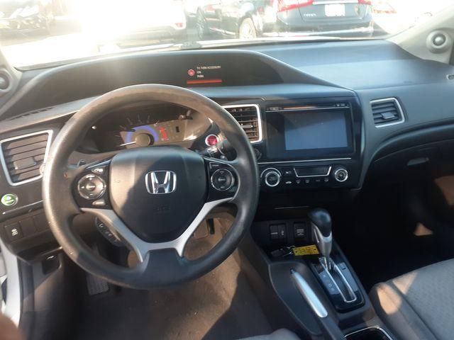 2014 Honda Civic EX Los Angeles, CA 10
