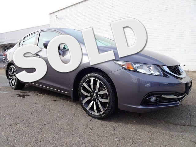 2014 Honda Civic EX-L Madison, NC