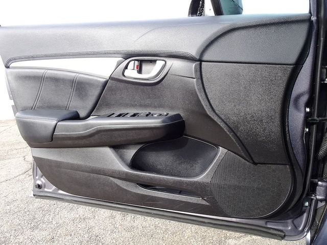 2014 Honda Civic EX-L Madison, NC 26