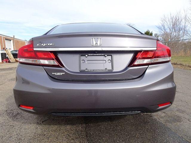 2014 Honda Civic EX-L Madison, NC 3