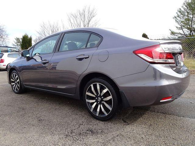 2014 Honda Civic EX-L Madison, NC 4
