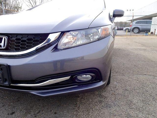 2014 Honda Civic EX-L Madison, NC 9