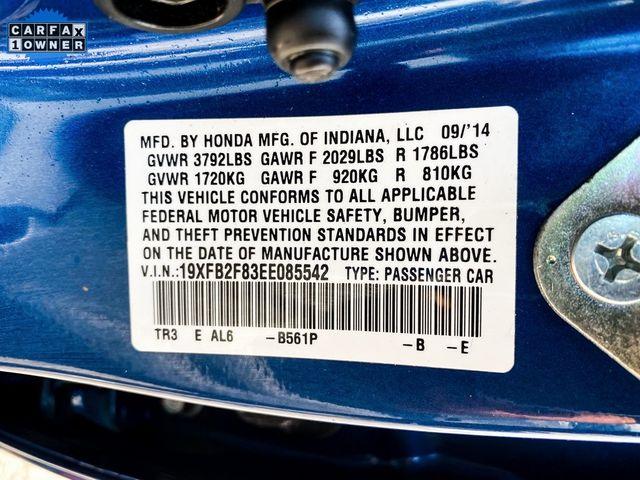 2014 Honda Civic EX Madison, NC 37