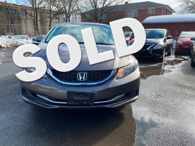 2014 Honda Civic LX New Brunswick, New Jersey