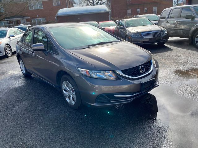2014 Honda Civic LX New Brunswick, New Jersey 2