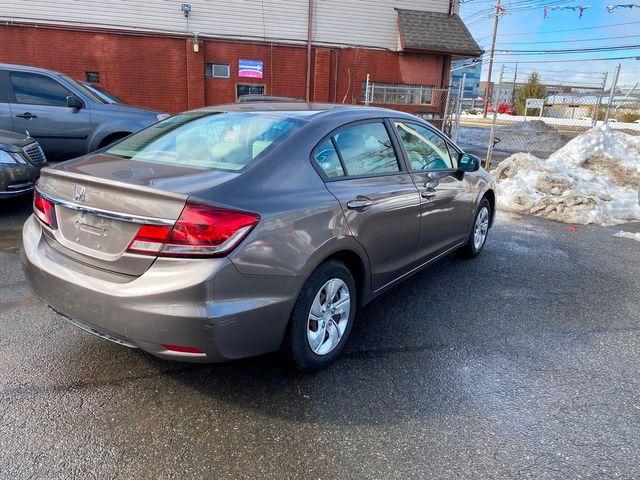 2014 Honda Civic LX New Brunswick, New Jersey 4
