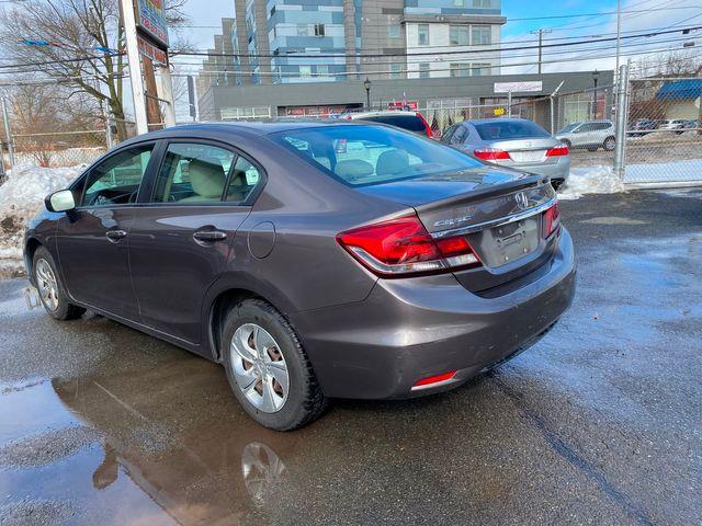 2014 Honda Civic LX New Brunswick, New Jersey 5