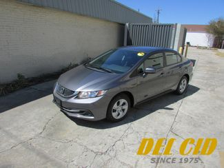 2014 Honda Civic LX, Gas Saver! Financing Available! in New Orleans Louisiana, 70119