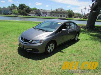 2014 Honda Civic LX in New Orleans Louisiana, 70119