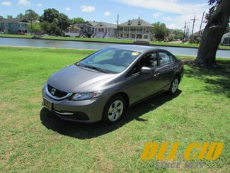 2014 Honda Civic LX in New Orleans Louisiana, 70119