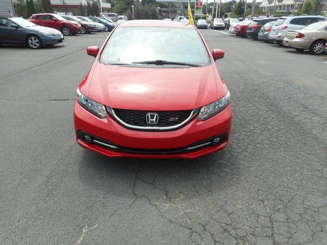 2014 Honda Civic Si New Windsor, New York 13