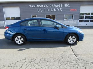 2014 Honda Civic LX in New Windsor, New York 12553