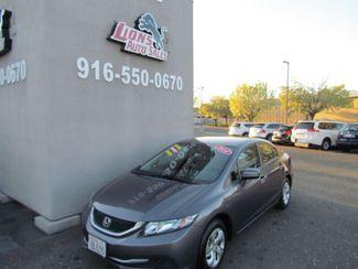 2014 Honda Civic LX in Sacramento, CA 95825