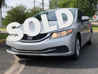 2014 Honda Civic LX in San Antonio TX, 78233