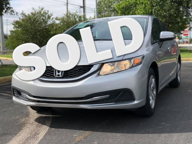2014 Honda Civic LX in San Antonio, TX 78233