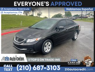 2014 Honda Civic LX in San Antonio, TX 78237