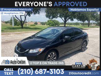 2014 Honda Civic EX in San Antonio, TX 78237