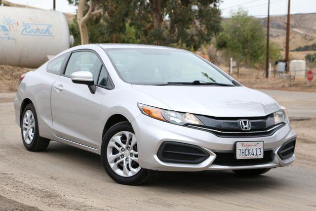 2014 Honda Civic LX Santa Clarita, CA 3