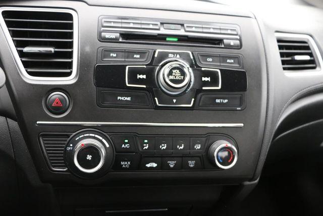 2014 Honda Civic LX Santa Clarita, CA 17