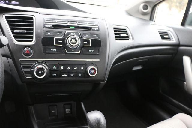 2014 Honda Civic LX Santa Clarita, CA 16