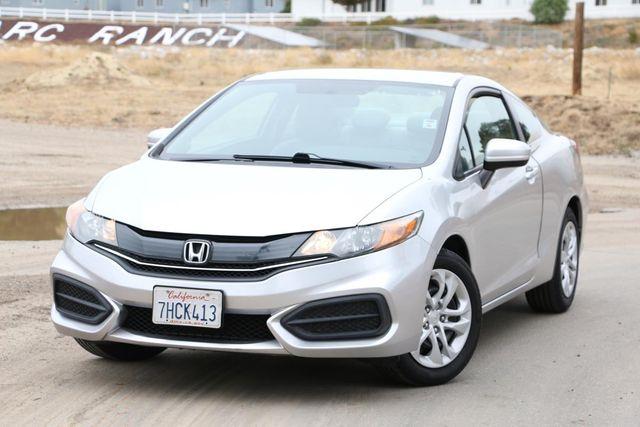 2014 Honda Civic LX Santa Clarita, CA 4