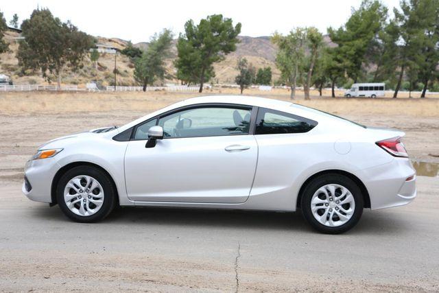 2014 Honda Civic LX Santa Clarita, CA 10