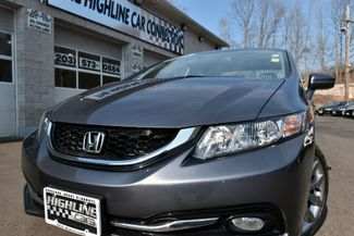 2014 Honda Civic EX-L Waterbury, Connecticut 12
