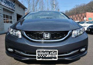 2014 Honda Civic EX-L Waterbury, Connecticut 8