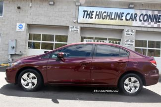 2014 Honda Civic LX Waterbury, Connecticut 2
