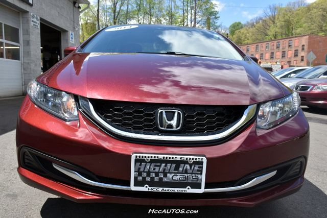 2014 Honda Civic LX Waterbury, Connecticut 8