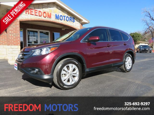 2014 Honda CR-V EX-L in Abilene,Tx, Texas 79605
