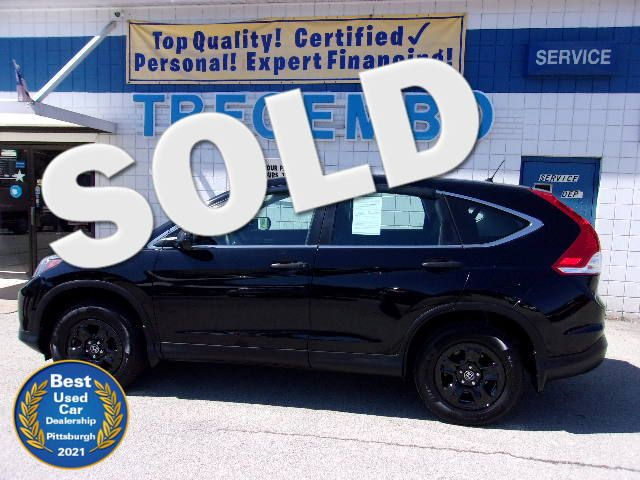2014 Honda CR-V AWD LX in Bentleyville, Pennsylvania 15314