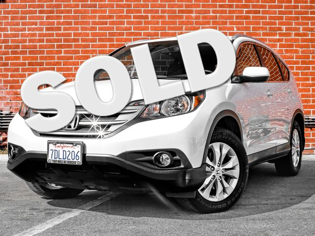 2014 Honda CR-V EX-L Burbank, CA 0