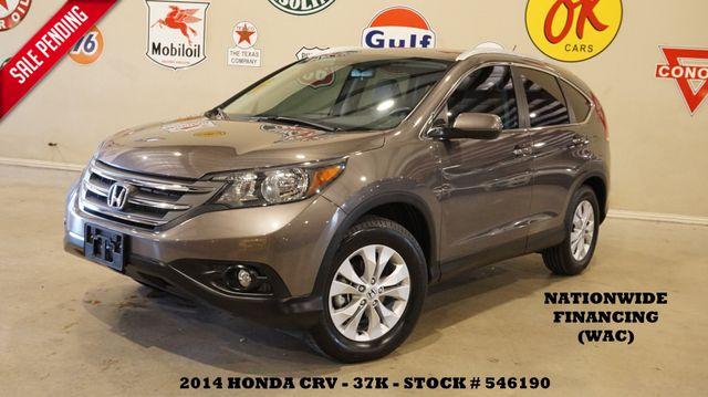 2014 Honda CR-V EX-L ROOF,NAV,BACK-UP CAM,HTD LTH,37K,WE FINANCE in Carrollton, TX 75006