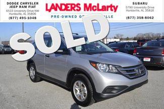 2014 Honda CR-V LX | Huntsville, Alabama | Landers Mclarty DCJ & Subaru in  Alabama