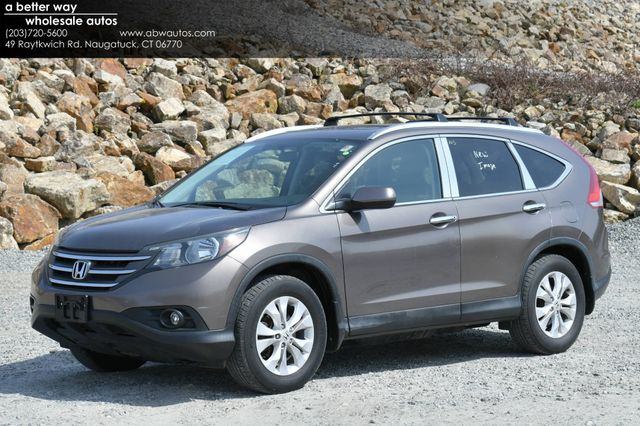 2014 Honda CR-V EX-L 4WD Naugatuck, Connecticut