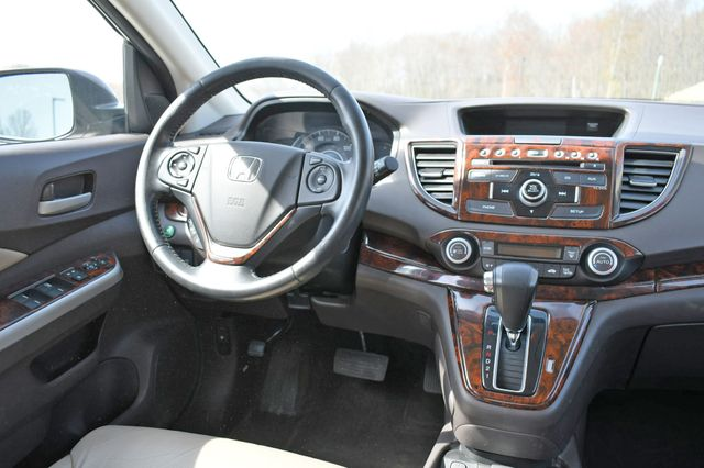 2014 Honda CR-V EX-L 4WD Naugatuck, Connecticut 17